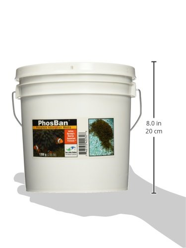 Two Little Fishies ATLPB6 Phosban 1200gm, 2.65-Pound Bucket by Two Little Fishies