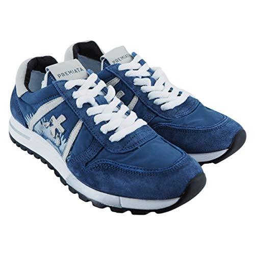 Turquesa PREMIATA Azul Zapatillas para Mujer rIw1qIp