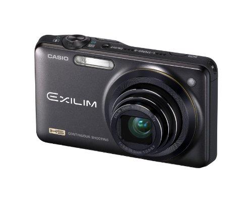Casio High Speed Exilim Ex-zr10bk Digital Camera Black