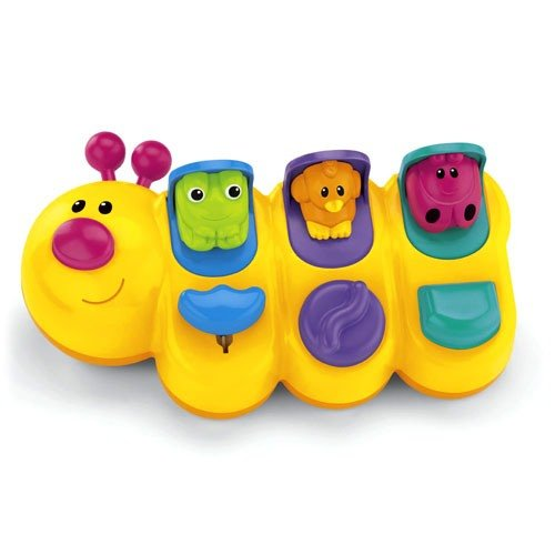 Fisher-Price Growing Baby Caterpillar Pop-Up by Fisher-Price