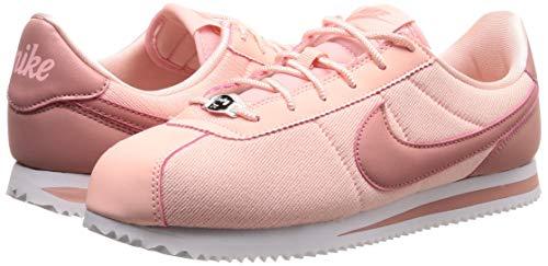 Da Cortez storm Pink Ginnastica Txt white gs Pink Scarpe Basse 001 Se rust Multicolore Nike Donna Basic YTxdYq