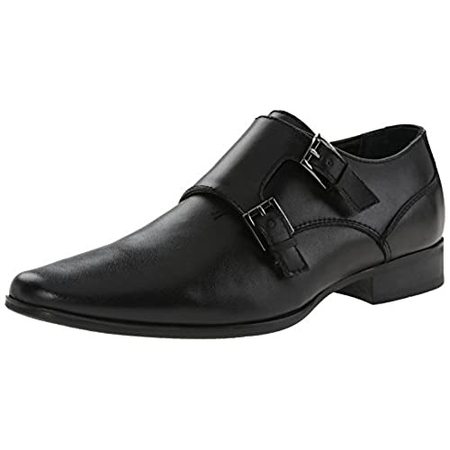 Calvin Klein Men's Bayard Leather Loafer