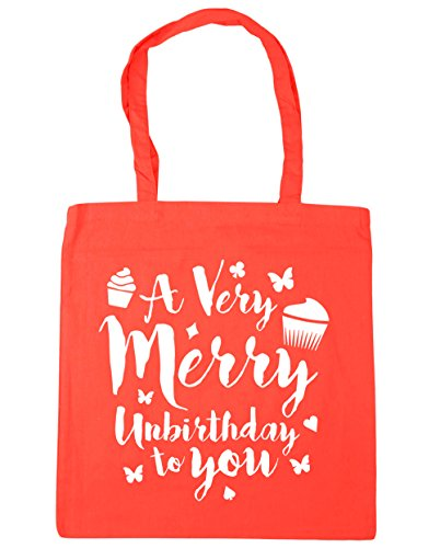 litres Beach Shopping Gym You 42cm Merry 10 Very HippoWarehouse Bag Tote To Coral A Unbirthday x38cm xqzf860