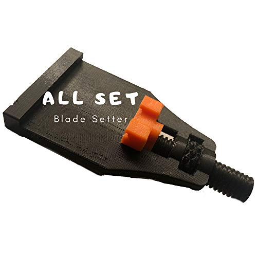All Set Blade Setter | Zero Gap Trimmer Blades | Sharp Line Up