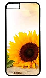 Bright sunshine and sunflowers Easter Thanksgiving Personlized Masterpiece Limited Design PC Black Case for iphone 6 by Cases & Mousepads