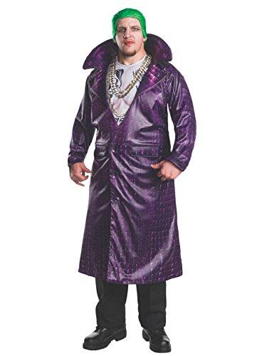 (Rubie's Costume Co Men's Suicide Squad Plus Deluxe Joker)