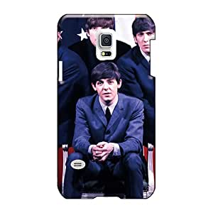 Best Cell-phone Hard Cover For Samsung Galaxy S5 Mini (yAK25853uZkA) Customized Nice In 1965 The Beatles Concert Tour The United States Canada Image