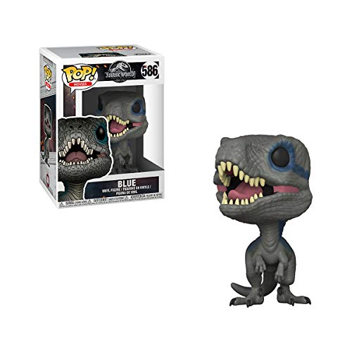 Funko Pop!- 30980 Blue (New Pose) Figura de Vinilo, Multicolor