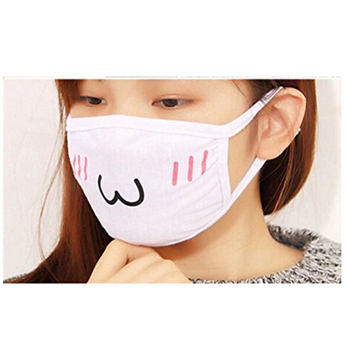 Men's Accessories Brave 4pcs Mouth Mask Cotton Blend Anti Dust And Face Bacteria Flu Nose Protection Face Mouth Mask Fashion Reusable Masks For Men Apparel Accessories