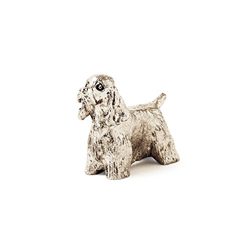 American Cocker Spaniel Made in UK Artistic Style Dog Figurine Collection