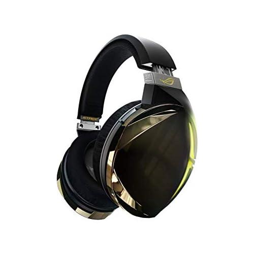chollos oferta descuentos barato Asus ROG STRIX FUSION 700 Auriculares gaming para PC consolas y dispositivos móviles con Bluetooth 4 2 iluminación RGB sincronizable entre auriculares DAC amplificador ESS y sonido 7 1