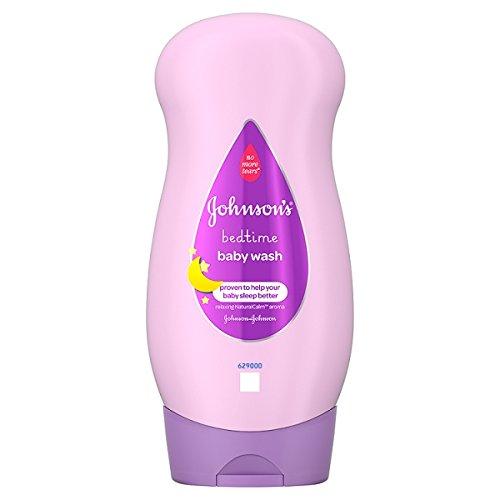 Johnson's Baby Bedtime Massage Wash (400 Millilitre)