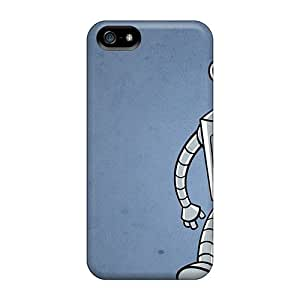 New Style Bender Futurama Premium Covers Cases For Iphone 5/5s