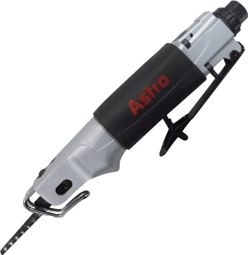 (Astro Pneumatic Tool 930 Air Body Saber Saw with 5pc 24 Teeth per Inch Saw Blades)