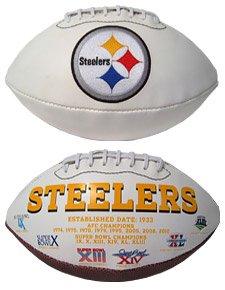 Pittsburgh Steelers Signature Series Football