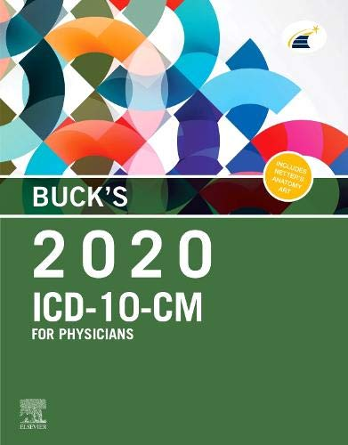 Buck's 2020 ICD-10-CM for Physicians - http://medicalbooks.filipinodoctors.org