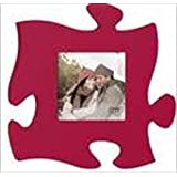 Red Puzzle Photo Frame 12 X 12