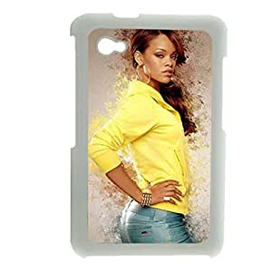 Generic Plastic Phone Cases For Girl With Rihanna For Samsung Galaxy Tab P6200 Choose Design 1