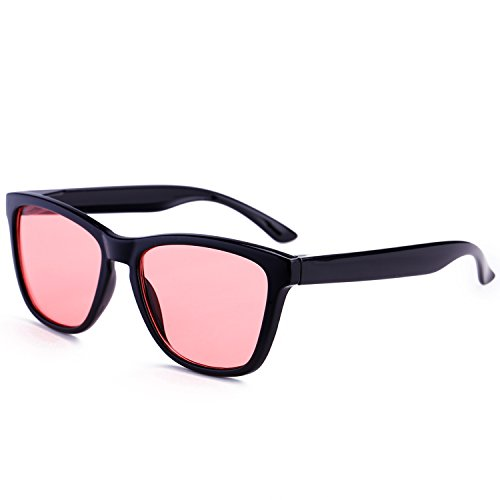 Tinted Square Wayfarer Sunglasses Glasses product image