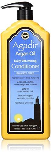 AGADIR Argan Oil Daily Volumizing Conditioner, 33.8 Oz