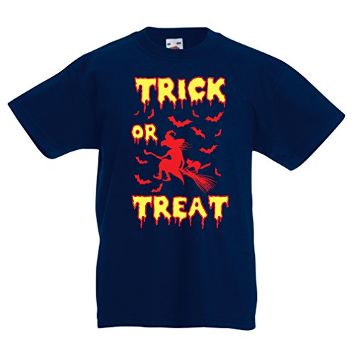 lepni.me T Shirts for Kids Trick or Treat