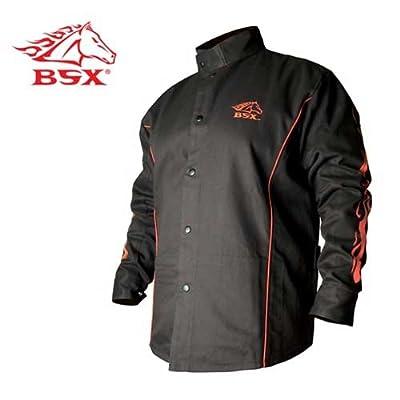 BSX Flame-Resistant Welding Jacket