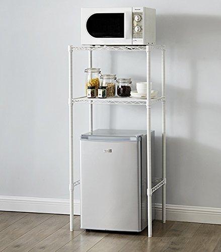 DormCo The Mini Shelf Supreme - Adjustable Shelving White