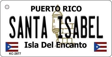 santa-isabel-puerto-rico-flag-novelty-key-chain-kc-2877