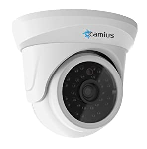CAMIUS Home Security Bundle and PoE IP Cameras