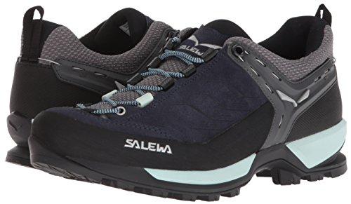 De Salewa Ws Mujer Trainer subtle Para Mtn Senderismo Azul Navy Green premium 3981 Zapatillas 4x4Iqpr