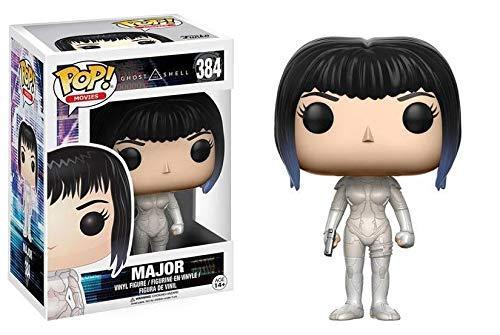 Funko POP Movies: Ghost in The Shell Mira Toy Figure