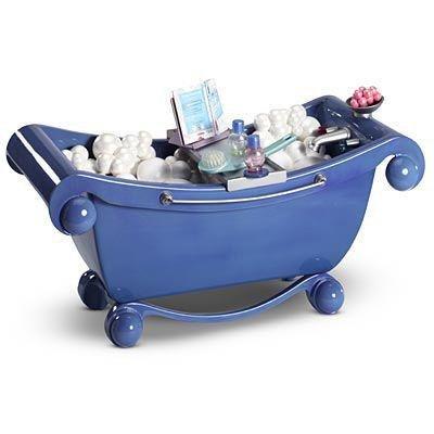 Amazon Com Ultimate Bubble Bath Set For 18 American Girl Doll