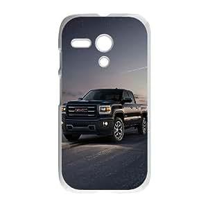 Motorola G Cell Phone Case White GMC CUQ Customized Durable Phone Case