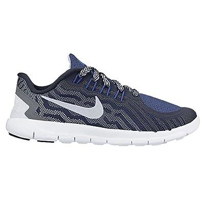 Nike Boys  Free 5.0 Running Shoes (11 Little Kid M b895c0652