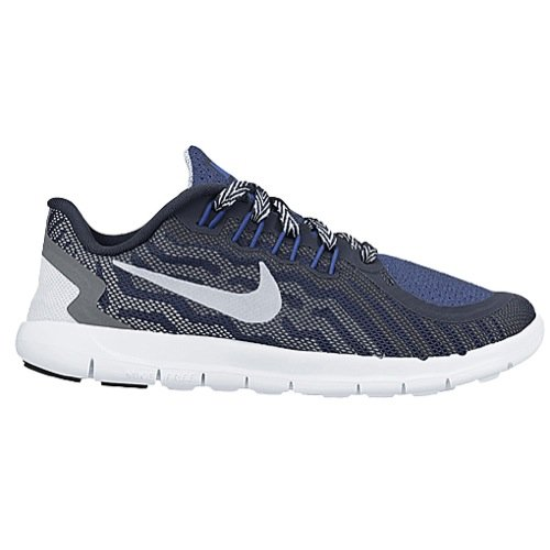 save off 4290d 6cc6f Amazon.com | Nike Boys' Free 5.0 Running Shoes (11 Little ...