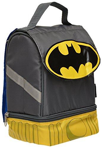 Batman Cape Dual Compartment Lunch