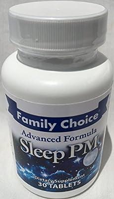 Sleep PM Advanced Formula Sleeping Aid