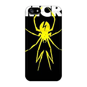 High Quality My Chemical Romance Cases For Iphone 5/5s / Perfect Cases