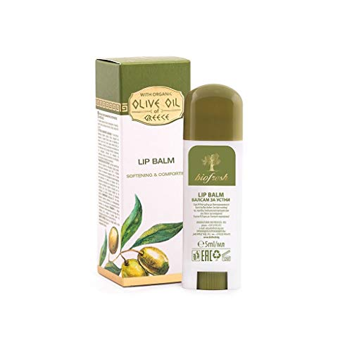 Lip Balm Olive Oil Of Greece