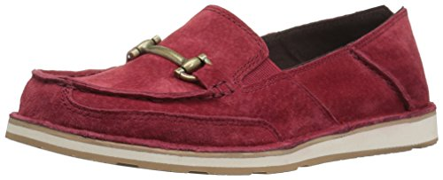 Ariat Bit Cruiser Womens Shoes Red