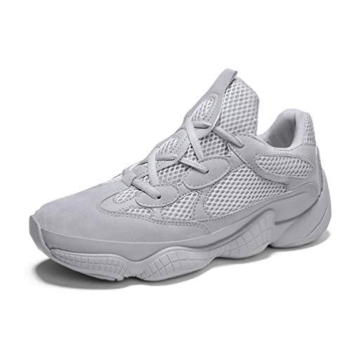 Maille Hommes Chaussures Lanfengeu Ext Semelle Air Plein Course Et En De U8xPwq