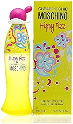 Moschino Agua de Colonia para Mujeres 100 ml: Amazon.es: Belleza