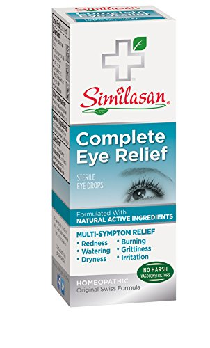 Similasan Complete Relief Fluid Ounce product image