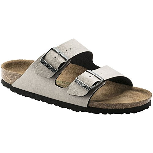 Birkenstock Women's Arizona Vegan Sandals Adjustable Strap Adult Sandals