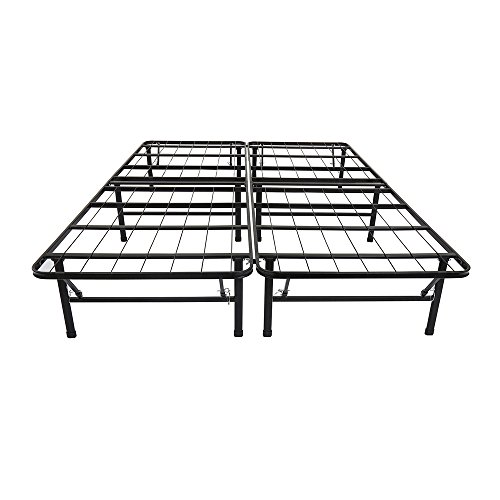 Olee Sleep 14 Inch Metal Platform Foundation Bed Frame