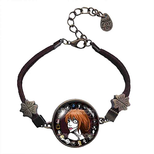 Handmade Design By ShiCong Fashion Jewelry Creepypasta TICCI