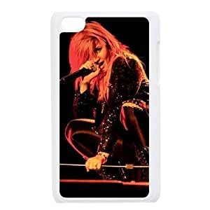 C-EUR Customized Phone Case Of Demi Lovato For Ipod Touch 4