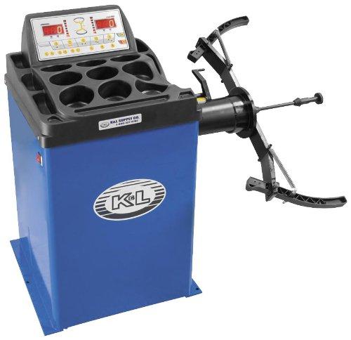 K&L Supply Wheel Balancer 37-9999