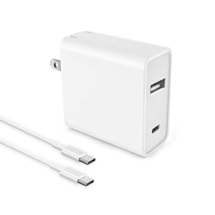 Amazon.com: IBERLS 45W PD Cargador de Pared Rápido USB Tipo ...