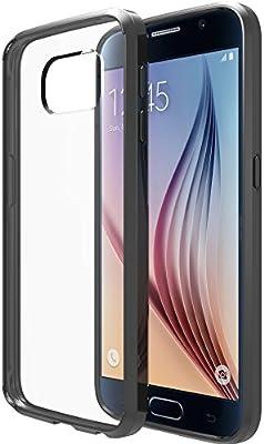 Amazon.com: Stalion hyrbrid Bumper para Samsung Galaxy S6 ...